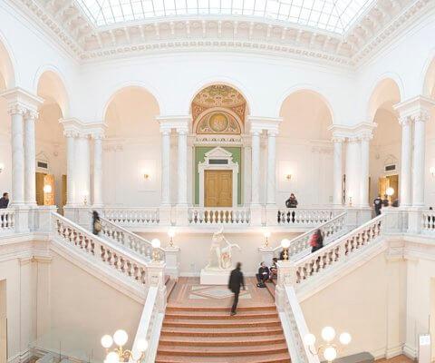 Kostenlos ins Museum: Generell freier Eintritt