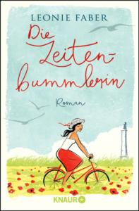 Cover des Buches Die Zeitenbummlerin von Leonie Faber im Knaur Verlag