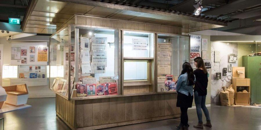 Zeitgeschichtliches Forum Dauerausstellung