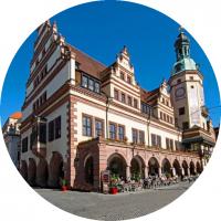 Stadtgeschichtliches Museum Leipzig - Altes Rathaus am Markt